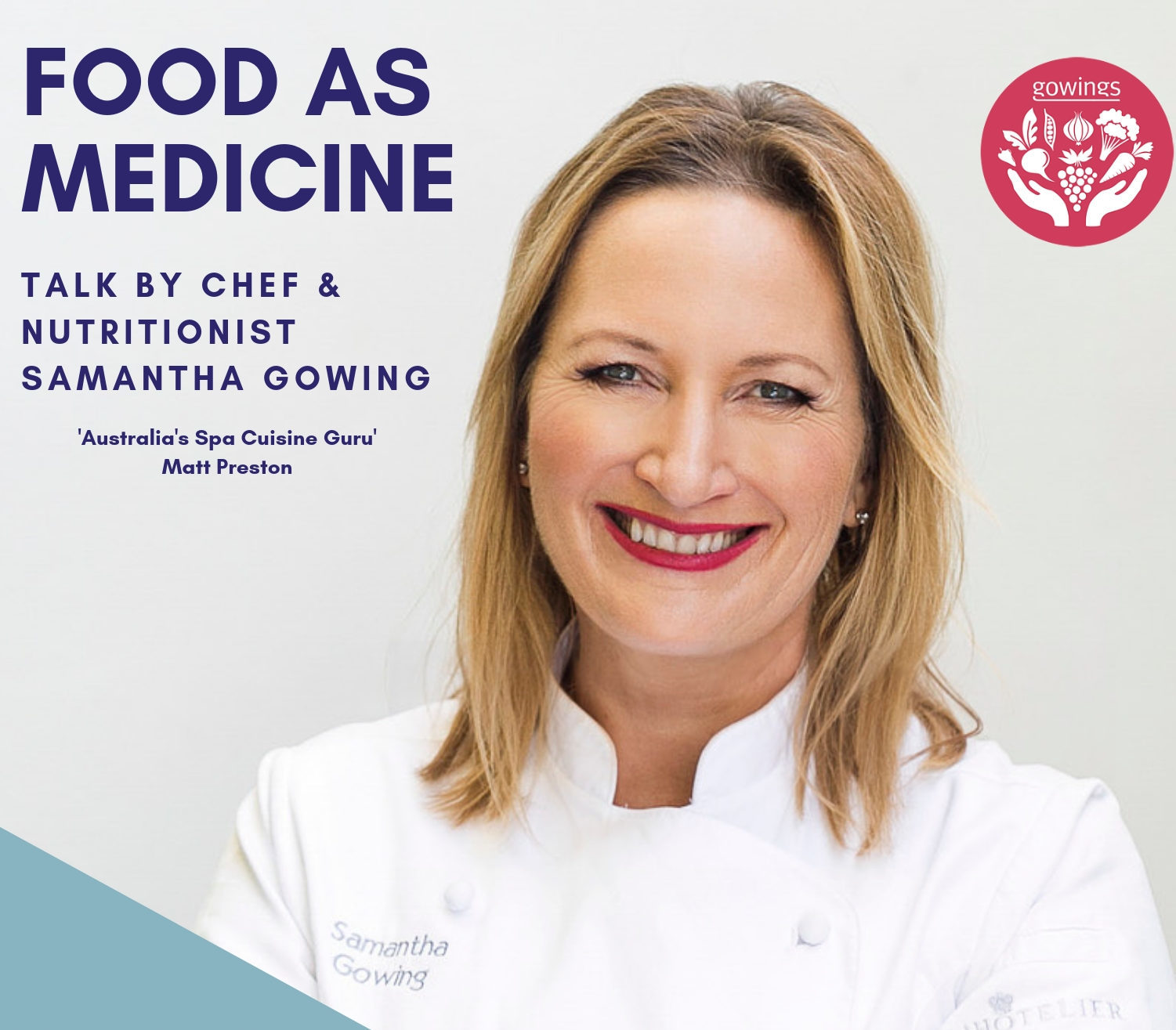 Food as Medicine with Sam Gowing